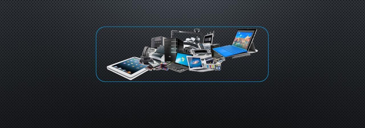 Vente et maintenance de matériels  informatiques